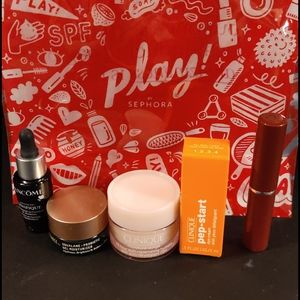 Play by Sephora - Clinique, Lancome, Biossance